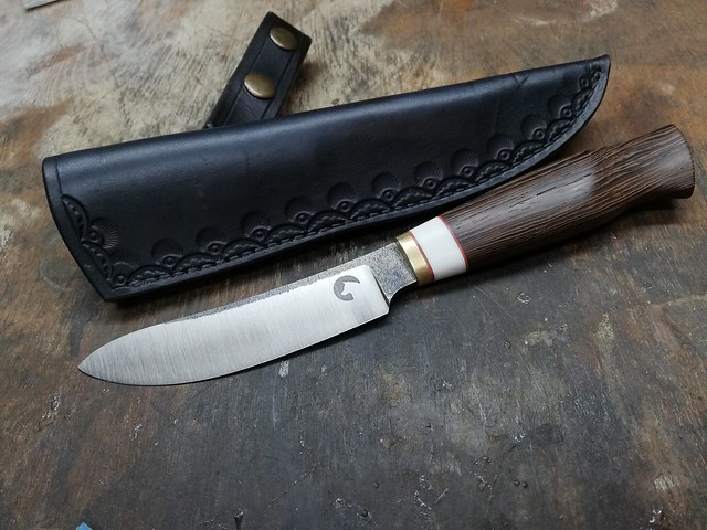 155. Hunting knife #25