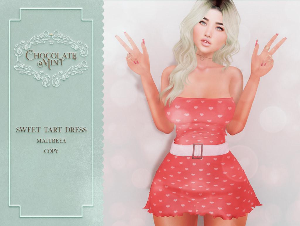 c.M Sweet Tart Dress