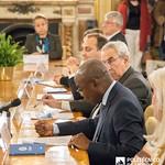 Ter, 28/01/2020 - 16:30 - Incentivar a mobilidade de estudantes do ensino superior, promover a cultura no espaço lusófono e aumentar a empregabilidade são os principais objetivos do projeto 'PROCULTURA PALOP-TL' da União Europeia (UE). No âmbito deste projeto o Politécnico de Lisboa (IPL), enquanto membro da Associação das Universidades de Língua Portuguesa (AULP), esteve presente na cerimónia de assinatura do protocolo de parceria, que decorreu no dia 28 de janeiro, na sede da Comunidade dos Países de Língua Portuguesa (CPLP), em Lisboa.