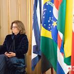 Ter, 28/01/2020 - 16:29 - Incentivar a mobilidade de estudantes do ensino superior, promover a cultura no espaço lusófono e aumentar a empregabilidade são os principais objetivos do projeto 'PROCULTURA PALOP-TL' da União Europeia (UE). No âmbito deste projeto o Politécnico de Lisboa (IPL), enquanto membro da Associação das Universidades de Língua Portuguesa (AULP), esteve presente na cerimónia de assinatura do protocolo de parceria, que decorreu no dia 28 de janeiro, na sede da Comunidade dos Países de Língua Portuguesa (CPLP), em Lisboa.