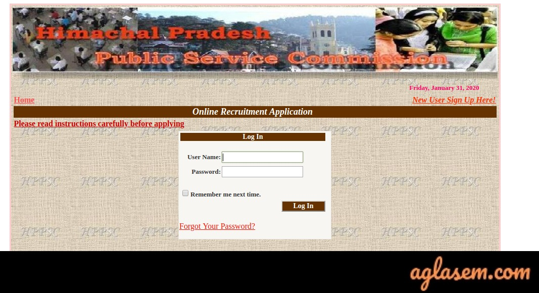 HPPSC Lecturer Admit Card HPPSC Lecturer Admit Card 2020 Available - Check Hindi Exam Date, Download Here @hppsc.hp.gov.in