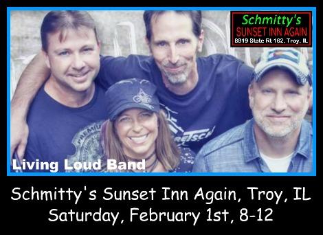 Living Loud Band 2-1-20
