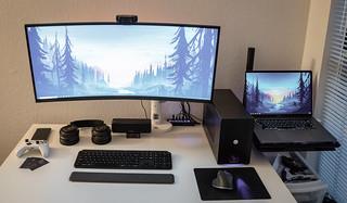 Macbook Pro 16 Setup