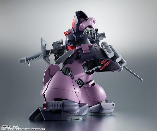 重武裝與高機動兼具!ROBOT魂《機動戰士鋼彈0083:星塵回憶》MS-09F/TROP 德姆熱帶型(ドム・トローペン) ver. A.N.I.M.E.