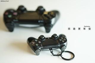 DS4搖桿也變身悠遊卡!PlayStation 推出「DUALSHOCK®4無線控制器造型悠遊卡」嗶卡還會發光~