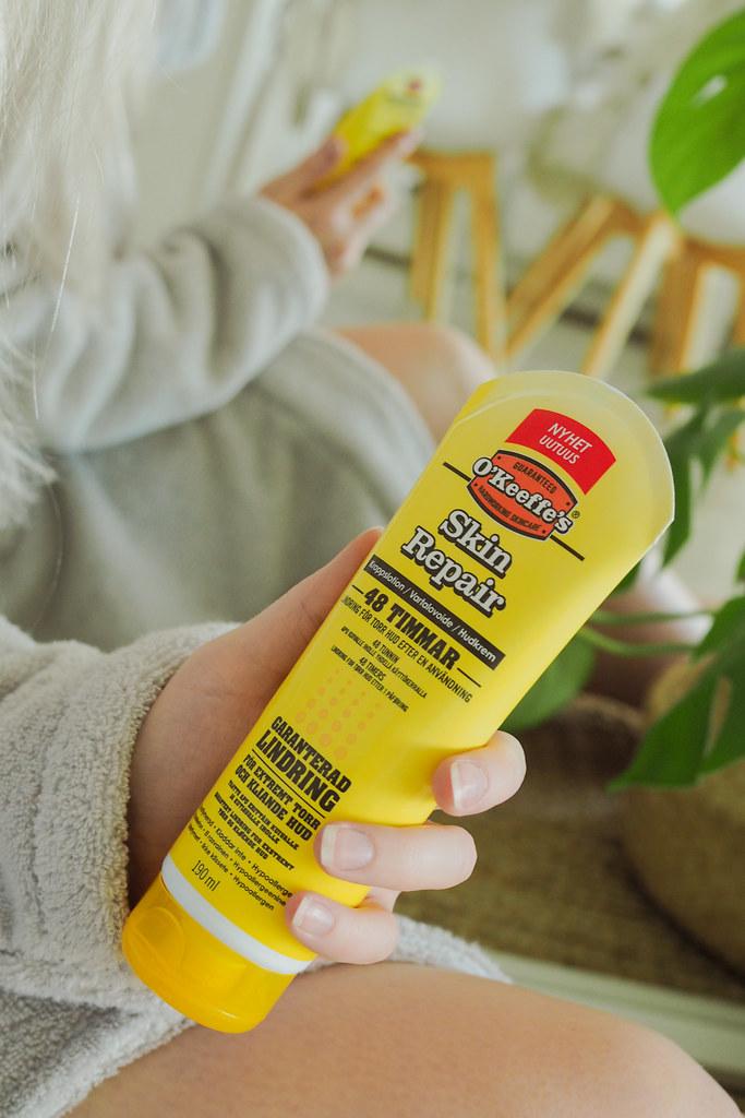 Paras vartalovoide atooppiselle iholle