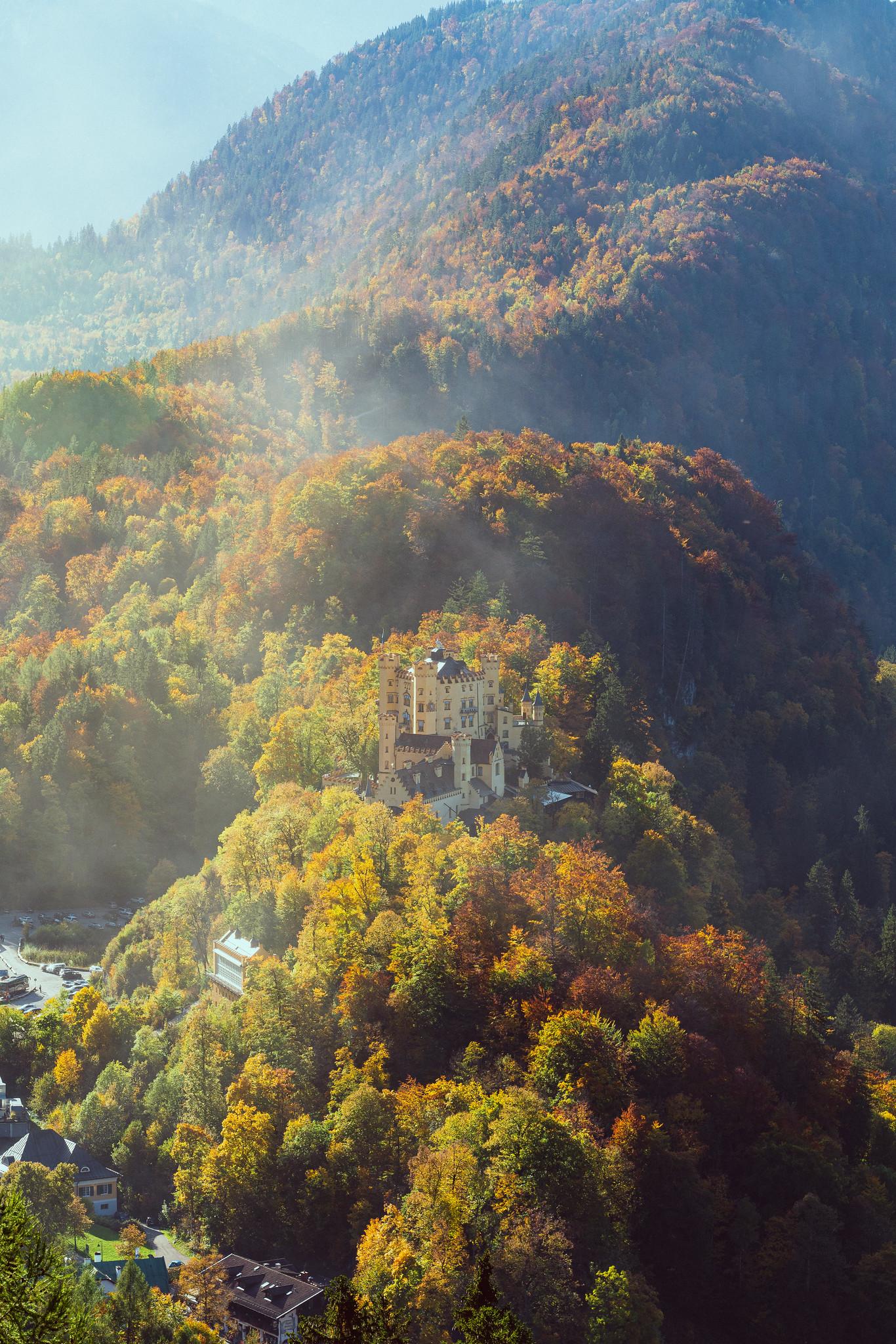 Misty Castle