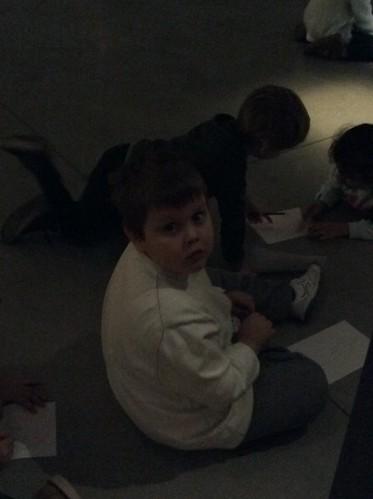 Bezoek aan het M-museum (Deel 1)