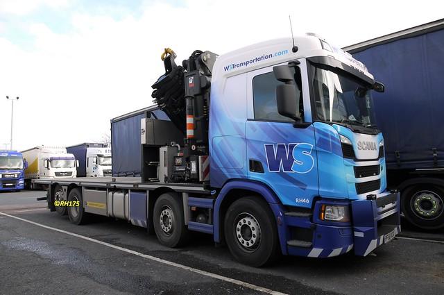 WS.Transportation RH46 - Thurrock