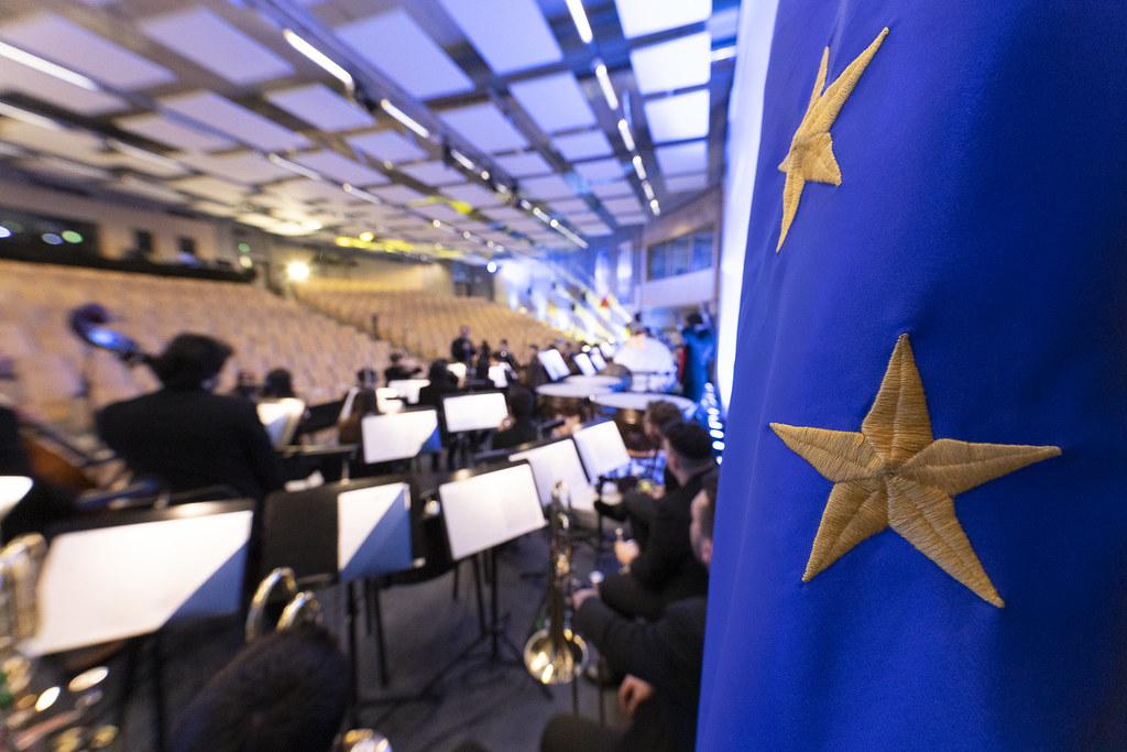 Concerto dell'Orchestra Erasmus a Bruxelles, 28 gennaio 2020