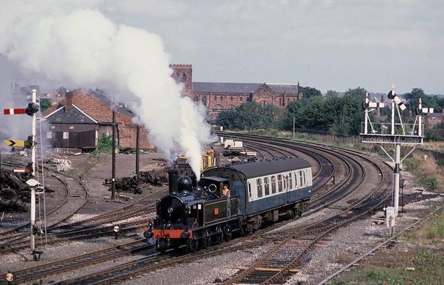 Coaltank on the Mainline