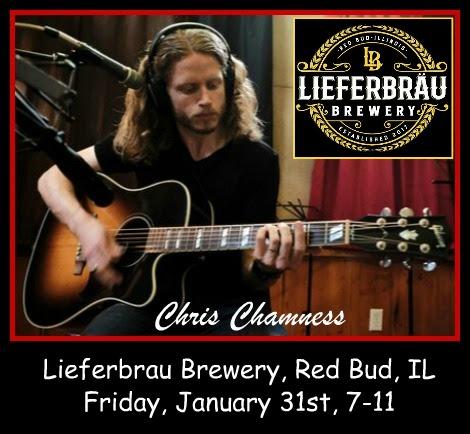 Chris Chamness 1-31-20