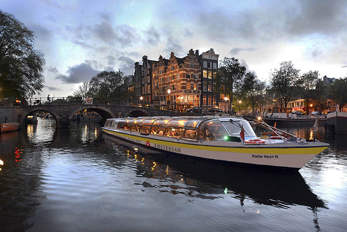 Amsterdam Stromma