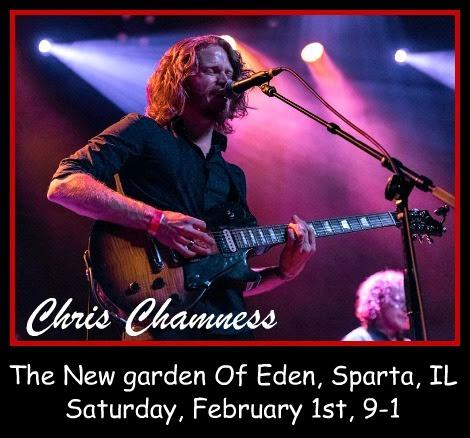 Chris Chamness 2-1-20