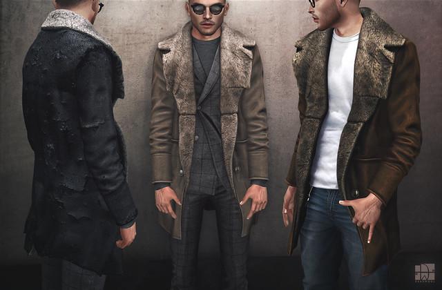 [Deadwool] Polar coat - Updated for Meshbody Legacy