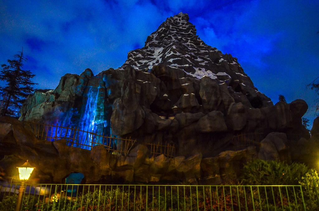 Matterhorn night blue DL