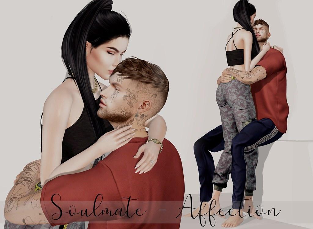 Affection pose ♥