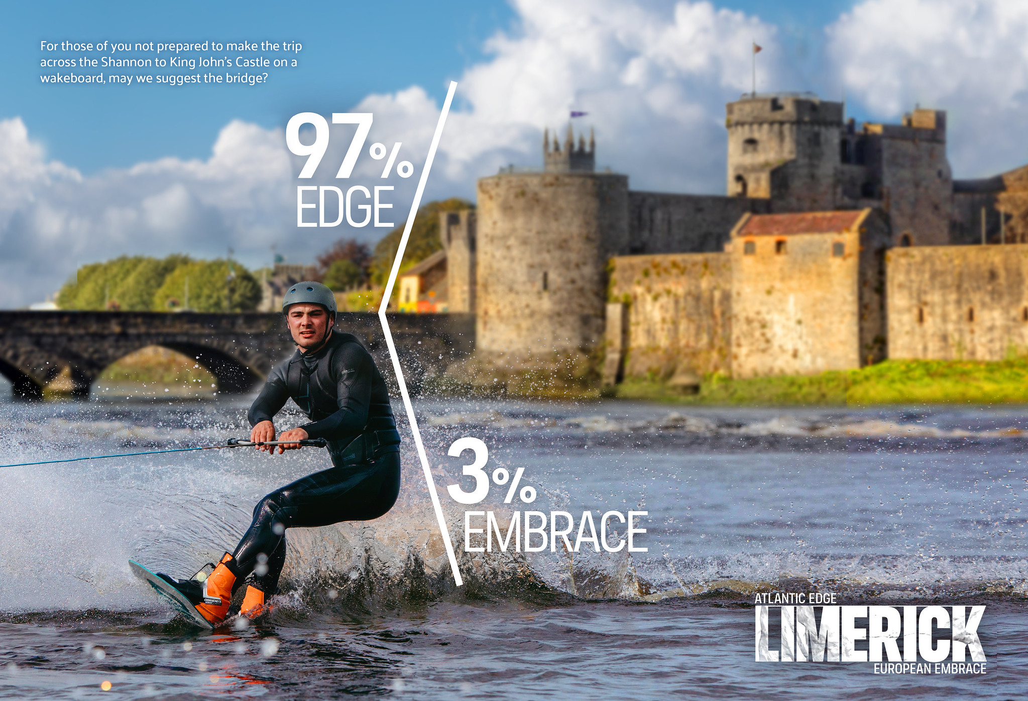Limerick - Atlantic Edge, European Embrace