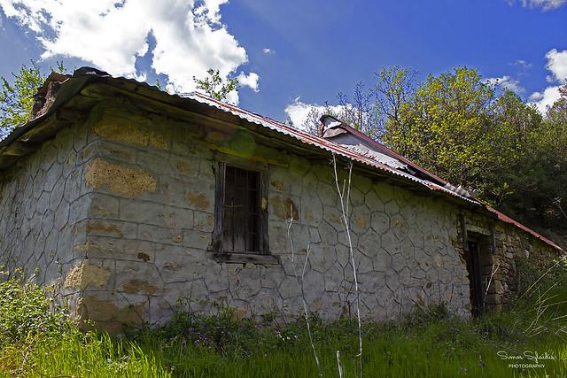 Tristeno, Zagori, Epirus, Greece.