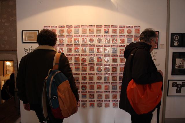 Exposition le Sous-bockisme de Lolmède