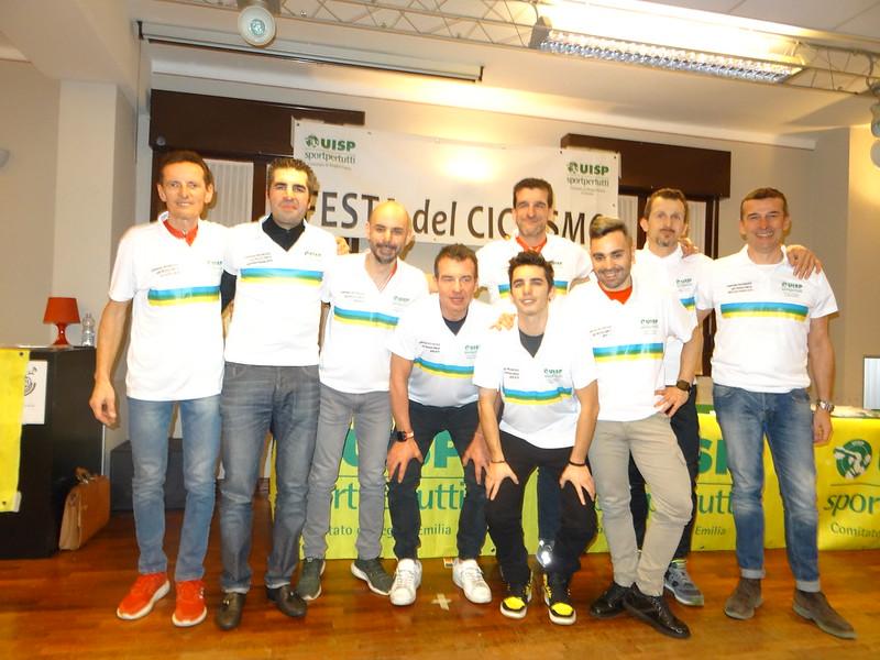 FESTA DEL CICLISMO UISP 30.01.2020