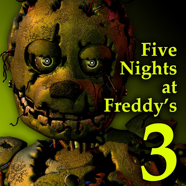 Thumbnail of Five Nights at Freddy's 3 on PS4