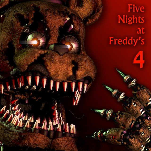Thumbnail of Five Nights at Freddy's 4 on PS4