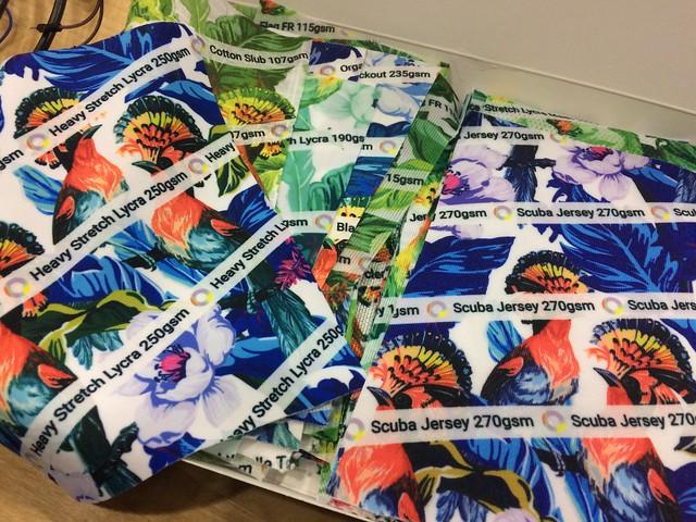 fabric print samples