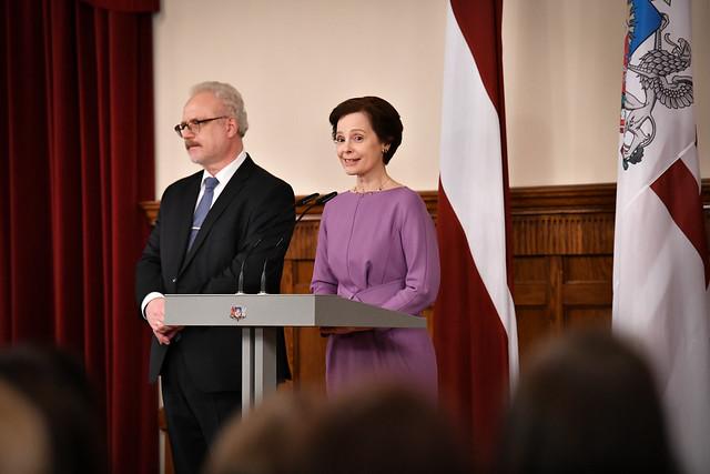 """31.01.2020. Akcijas """"Meklējam sirdsmāsiņu"""" noslēguma pasākums Rīgas pilī"""