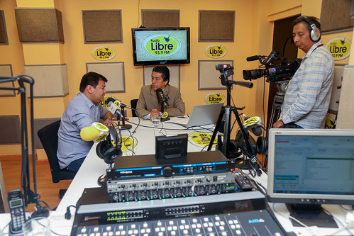 CÉSAR LITARDO, PRESIDENTE DE LA ASAMBLEA NACIONAL, ENTREVISTA RADIO LIBRE. BABAHOYO, 31 DE ENERO 2020