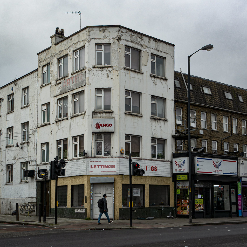 Old Kent Road/Surrey Square