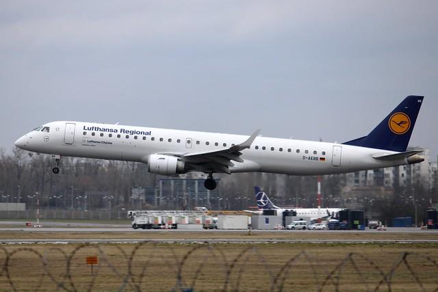 Embraer E195LR (E195)