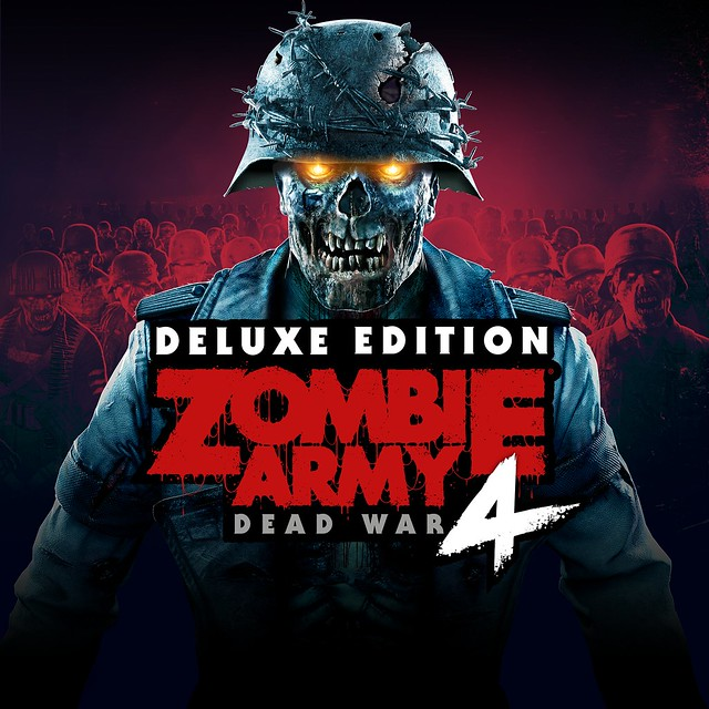 Thumbnail of Zombie Army 4: Dead War Deluxe Edition on PS4