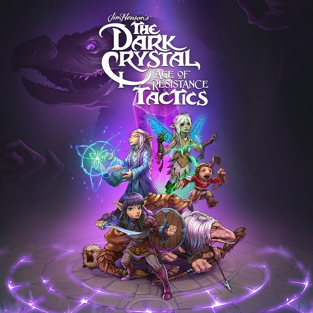 Thumbnail of The Dark Crystal: Age of Resistance Tactics on PS4