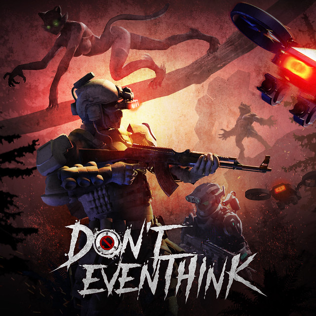 Thumbnail of DON'T EVEN THINK on PS4