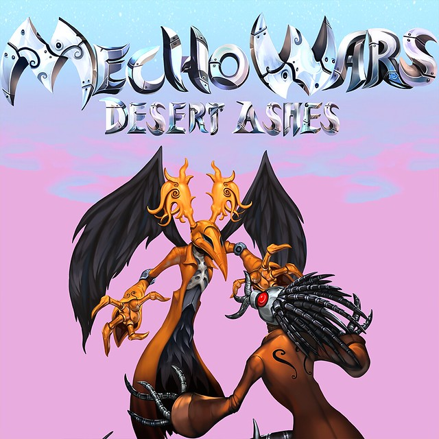 Thumbnail of Mecho Wars: Desert Ashes on PS4