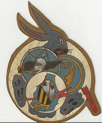 WW II - 15th Air Force Patches
