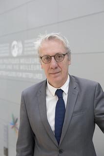 Luc de Lobel, Ambassador of Belgium to the OECD