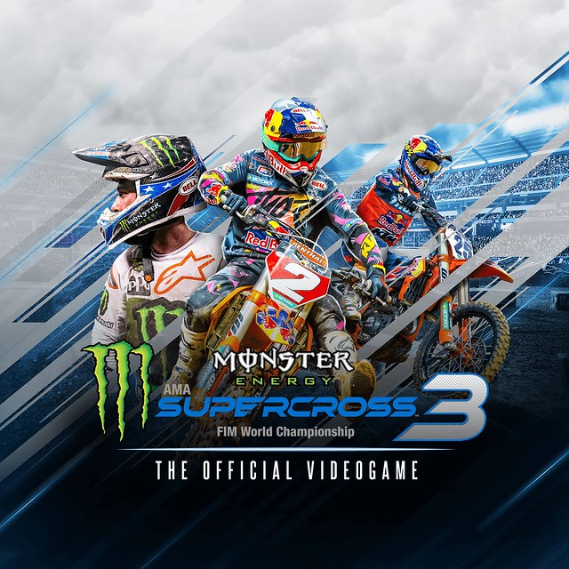 Thumbnail of Monster Energy Supercross - The Official Videogame 3 on PS4