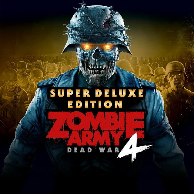 Thumbnail of Zombie Army 4: Dead War Super Deluxe Edition on PS4