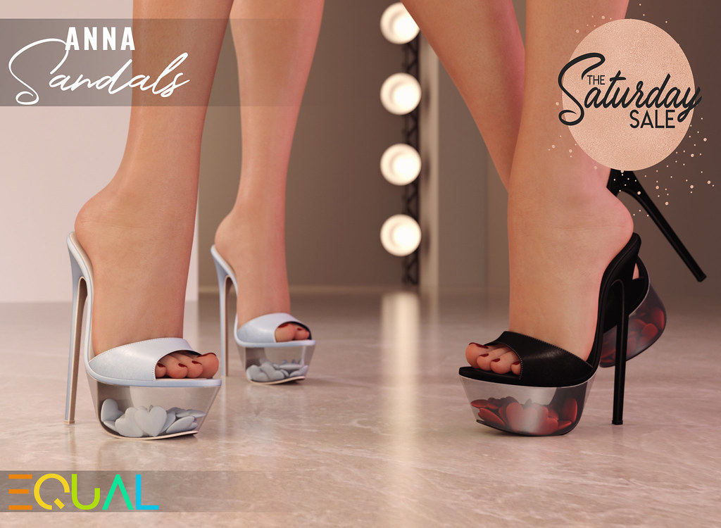 EQUAL – Anna Sandals