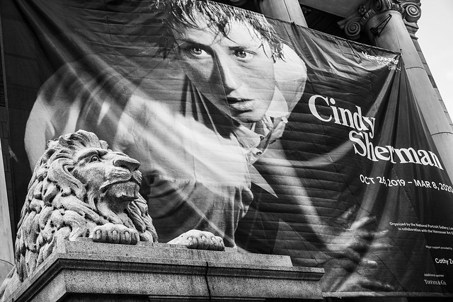 Cindy and the Lion