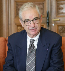 Georges Prevelakis, Ambassador of Greece to the OECD