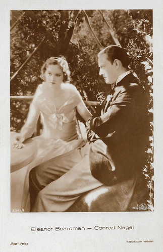 Eleanor Boardman and Conrad Nagel in The Only Thing (1925)
