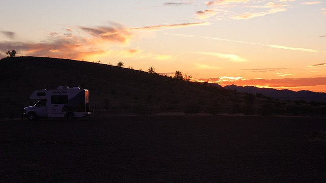 Sunset from Potluck SR602149