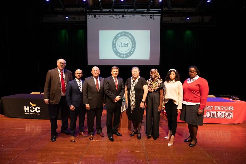 2020 HCC & Alief Harris County Promise Event