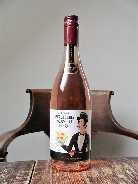Mommessin Beaujolais Nouveau Rosé