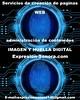 Servicio de desarrollo Web e imagen digital. # Los sitios web se encuentran insertos en un proceso de evolución que avanza desde la información estática hacia los contenidos dinámicos. Hoy en día, organismos de gobierno, empresas y personas necesitan dar