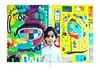 Mikail Akar, el 'Mini Picasso' y prodigio del expresionismo # Mikail Akar es un niño alemán que con tan solo 7 años está impactando al mundo del arte. Su padre, Kerem Akar, quien ahora también es su representante, cuenta que le obsequió un lienzo y pincel