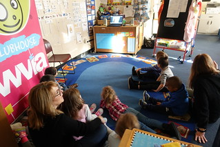 Dunmore Head Start - PBS Kids in the Classroom - 1/30/20